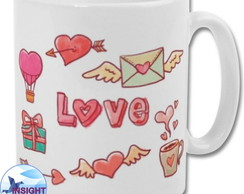 Caneca I Love You 01