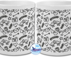 Caneca I Love You 06