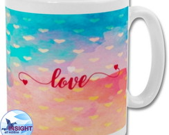 Caneca I Love You 08