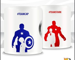 Caneca Guerra Civil Team
