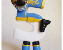 Vela Power Rangers Megaforce - Blue