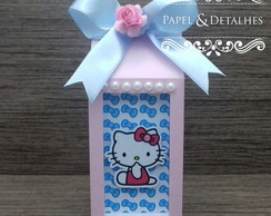 Caixa Milk Hello Kitty