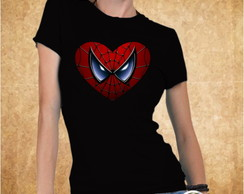 Camiseta Spiderman - Feminino