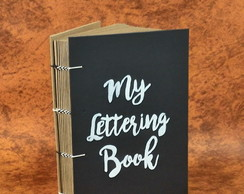 My lettering book