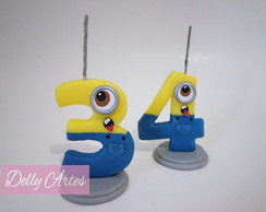 Vela Biscuit MINIONS