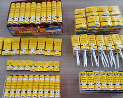 Minions 210 doces personalizados