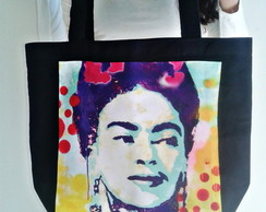 Bolsa Frida Kahlo pop art