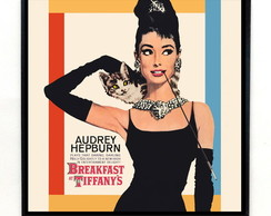 Quadro Breakfast At Tiffanys