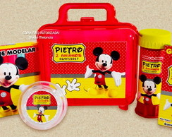 Kit Maleta Mickey Mouse personalizado