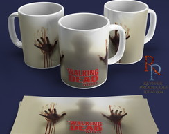 Caneca The Walking Dead Personalize
