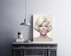 "Placa decorativa ""Marilyn Monroe"""