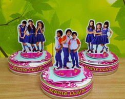 Latinha Mint To Be Scrap Chiquititas