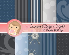 Kit Digital Scrapbook INVERNO (Kit 1)pp