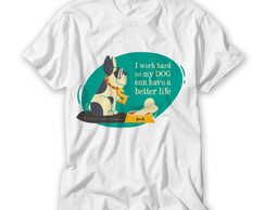 Camiseta Divertida Dog
