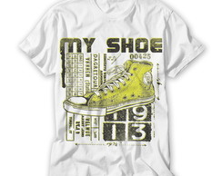 Camiseta Vintage My Shoes