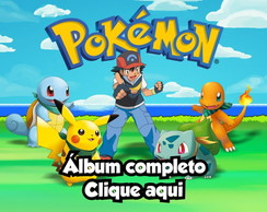 Álbum Pokemon