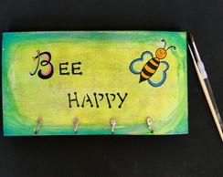 Cabideiro Bee Happy