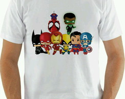 Camiseta Super Heroi