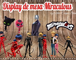 DISPLAY DE MESA / TOTEN - MIRACULOUS