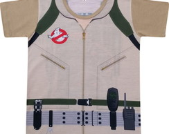 Camiseta Adulto Ghostbusters