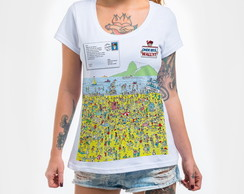 Camisa Feminina Wally in Rio