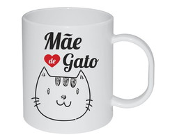 Caneca Mae de Gato Pet Cat