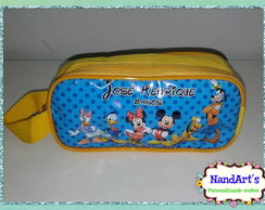 Necessaire P - A turma do Mickey