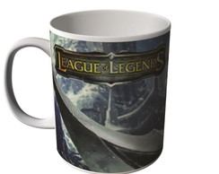 CANECA LEAGUE OF LEGENDS MOD 4-9110
