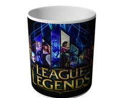 CANECA LEGUE OF LEGENDS 2-8766