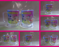 Caneca Equestria Girls Rainbow Rock