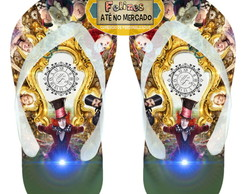 Chinelo Customizado Alice - o Filme!