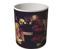 Caneca The Doors Mod 1-9016