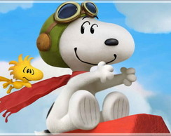 PAINEL SNOOPY - 1,80 X 1,00