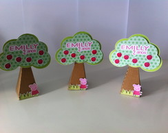 Display de mesa Arvore Peppa Pig