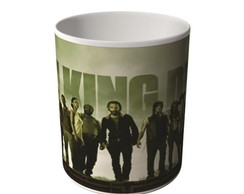 CANECA THE WALKING DEAD MOD 4-9273