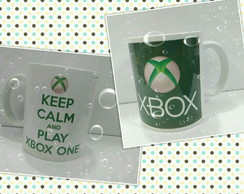 Caneca Xbox one games