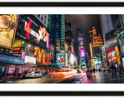 Quadro 105x55 - Times Square New York 1