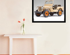 poster Jeep 01 30x40