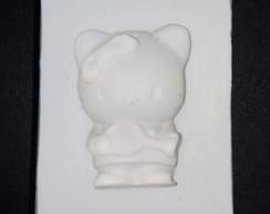 Molde de silicone Hello Kitty 05