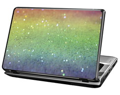 Skin Para Notebook - Glitter Colors