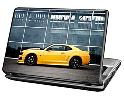 Skin Para Notebook - Camaro - Lateral
