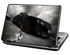 Skin Para Notebook - Esportivo Black