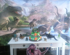 Festa Dinossauros -Kit personagens