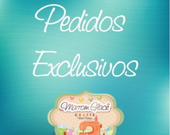 Pedido Exclusivo Cris Bento 1A
