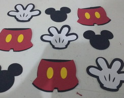 Mix aplique Mickey