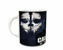 Caneca de Porcelana do Call of Duty M10