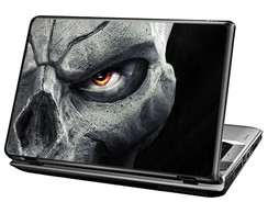 Skin Para Notebook - Skull Darksiders
