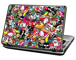 Skin Para Notebook - Sticker Teen