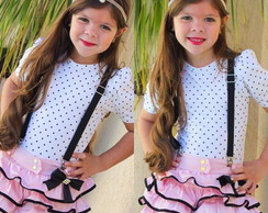 Conjunto Infantil GB Collection