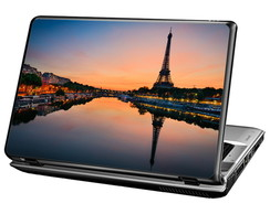 Skin Para Notebook - Paris ao Entardecer